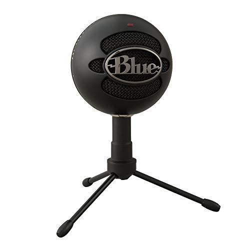 Blue Microphones Snowball iCE Blue USB Mic Microphone Noir