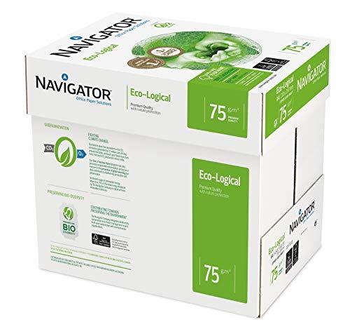 Navigator Eco-Logical - Papel de impresión 2500 hojas (A4,