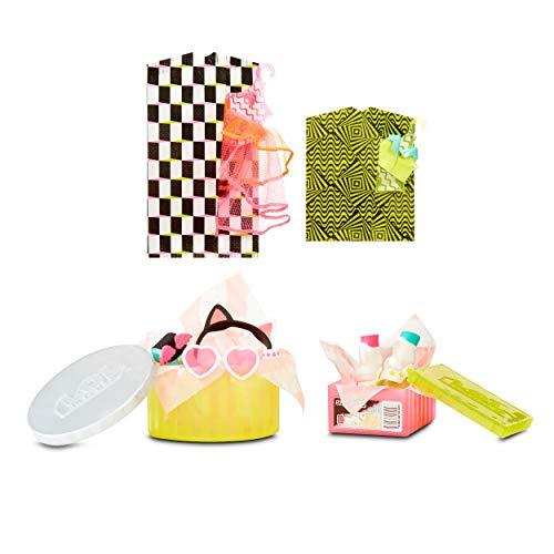 Image 3 - LOL Surprise Mini Poupées Mannequin JK - 15 Surprises, Vêtements et Accessoires - À Collectionner - Neon Q.T.