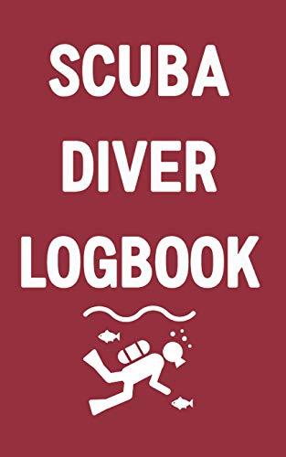 Scuba Diver Logbook: Glove Compartment Purse Size Diving Companion