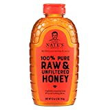 Nature Nate's 100% Pure, Raw & Unfiltered Honey