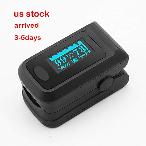 Caline Fingertip Pluse Oximeter - Multi-Directional Display