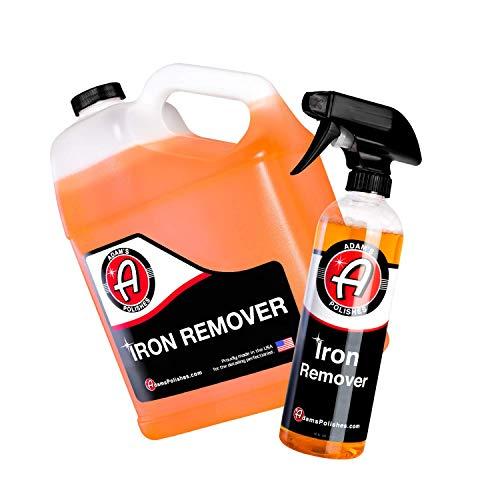 Adam's Iron Remover (BOGO) - Iron Out Fallout Rust Remover Spray...