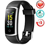 Fitness Tracker With Blood Pressure HR...