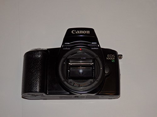 Canon EOS 1000 F N  Fotocamera AF  solo corpo  Fotocamera 35 mm  SPIEGELREFLEX SLR # tecnica analogica by PHOTOBLITZ # #