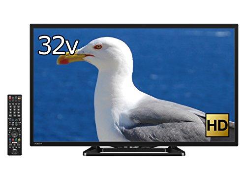 シャープ 50V型 液晶 テレビ AQUOS LC-50W35 フルハイビジョン 外付HDD対応(裏番組録画) Wi-Fi内蔵 2016年モデル