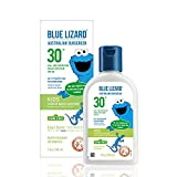 BLUE LIZARD KIDS Mineral Sunscreen with Zinc Oxide, SPF 30+, Water Resistant, UVA/UVB Protection...