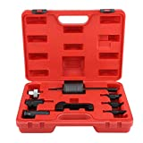 Herramienta extractora de inyector de coche, 8 piezas, extractor de inyectores Common Rail para motores diésel CDI 611 612 612 646 647 648