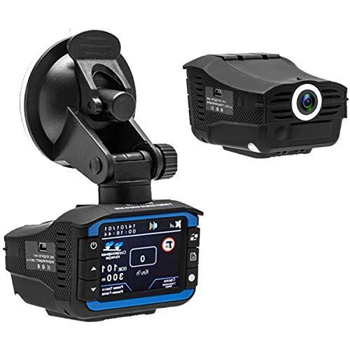 3 in 1 Auto DVR Radarwarner GPS Tracker Auto DVR Kamera Fahren Recorder Anti Radar Dash Cam Elektronische Hund