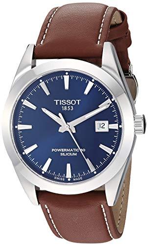 Tissot Herren-Uhren Analog Automatik One Size 87871088