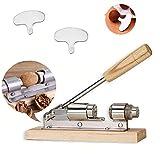 MU XI Noyer Cracker, Mécanique Noyer Cracker Ouvre-écrou Cuisine Outils...