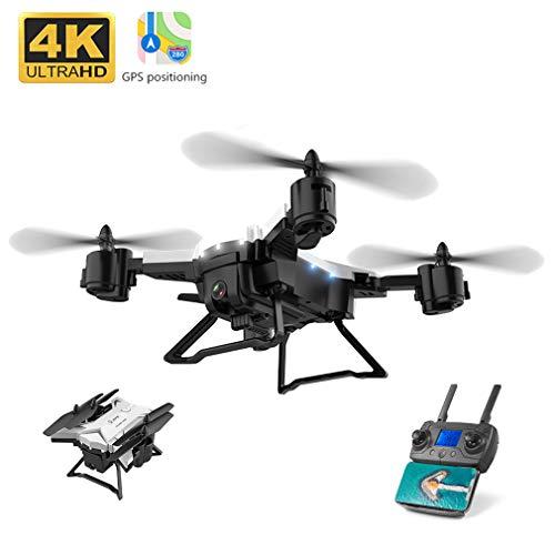 APJS KY601G FPV Drone GPS Doppio con Videocamera in Diretta 4K e visore, Droni WiFi 5G Raggio...