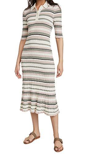 41fDW+hozQL Shell: 84% cotton/16% polyamide Fabric: Lightweight ribbed knit Dry clean