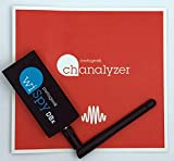 MetaGeek Wi-Spy DBx + Chanalyzer 5 USB dual-band spectrum analyzer
