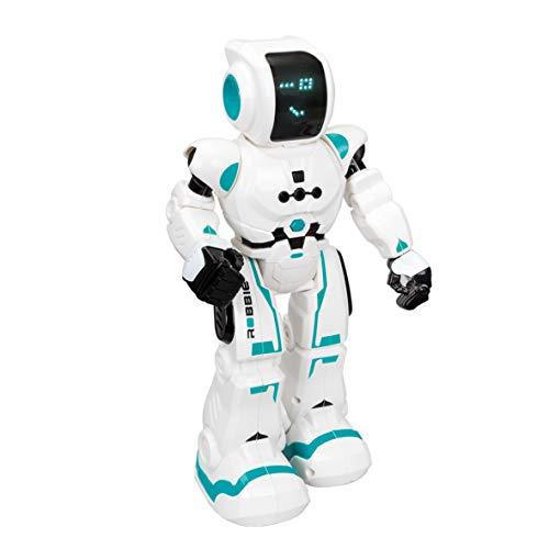 Xtrem Bots Robbie, robótica niños, Robot con Sensor de...