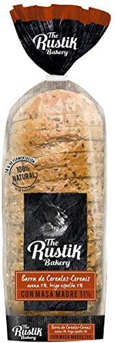 The Rustik Bakery - Pan de Barra de Cereales y Semillas - 400g