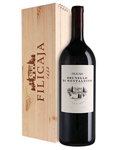 Brunello di Montalcino DOCG 2014 - Villa da Filicaja - Magnum - 1 x 1,5 l. - Con cassetta di legno