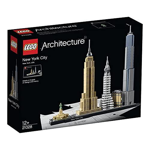 LEGO 21028 Architecture New York City, Skyline-Kollektion, Bausteine
