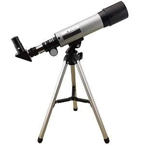 Drake Outdoor 90X Refractive Telescope Portable Travel Tripod Adjustable Telescope for Kids, Adults Sky Star Gazing, Birds Watching