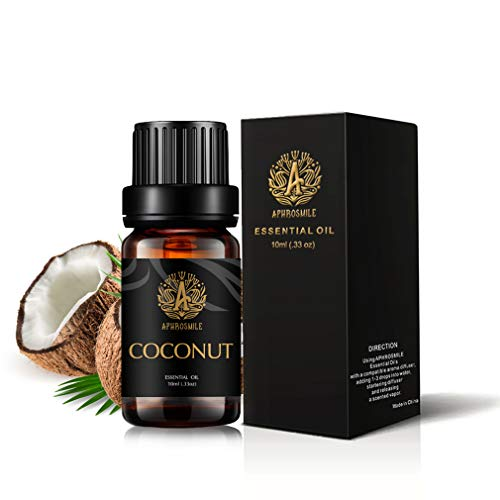 Coco Aceite Esencial para Difusor, Grado Terapéutico Coco A
