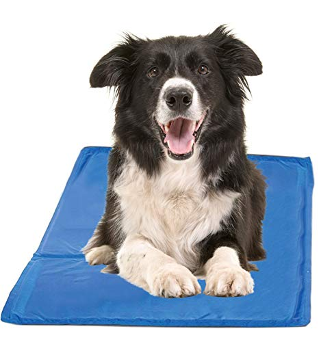 Chillz Cooling Mat For Dogs, Large Size Cool Pad...