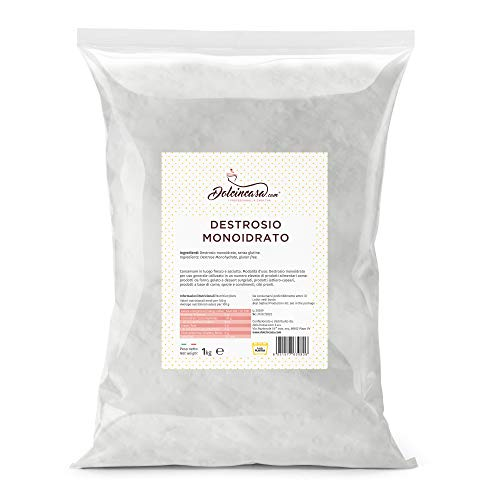 Desbrozadora monohidrato para helado dulce alimentario integ