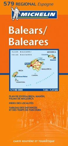 Mapa Regional Baleares (Carte regionali)