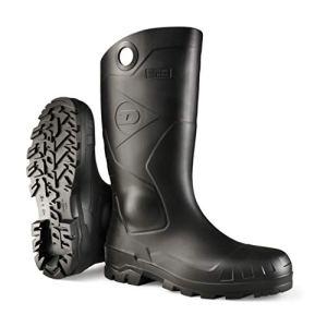 Dunlop Men's Chesapeake Boots, Black, 12 M US