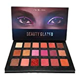 Beauty Glazed Paleta De Sombras De Ojos Profesionales - Paleta Maquillaje -...