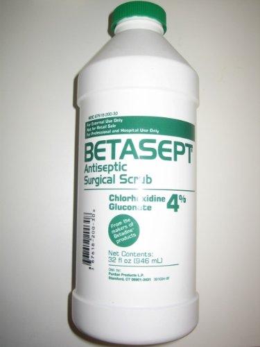 Betasept Antiseptic Surgical Scrub 32 OZ, 1 Pack