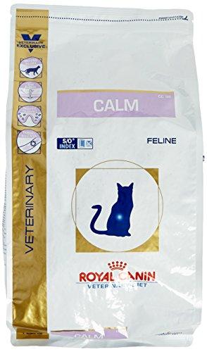 Royal Canin Calm Trockenfutter für Katze - Bei Stress Angst und Unruhe 4kg