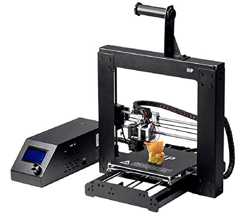 Monoprice Maker Select 3D Printer v2 With Large Heated (200 x 200 x180 mm) Build Plate + Free Sam…