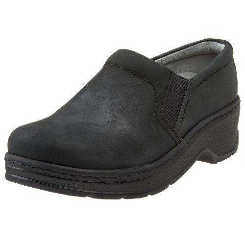 KLOGS Footwear Women's Naples Leather Nursing Clog