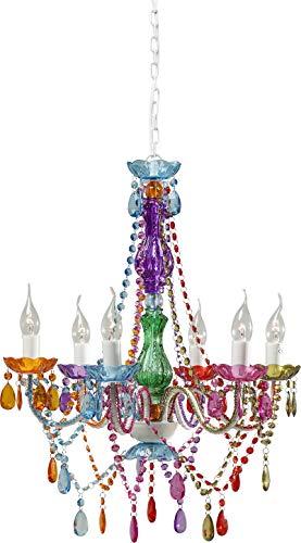 Kare Design, Lampada a Sospensione, Multicolore, 55x70x55cm