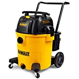 DEWALT DXV16PA 16 gallon Poly Wet/Dry Vac/Acc,Yellow,20.87x20.08x29.72