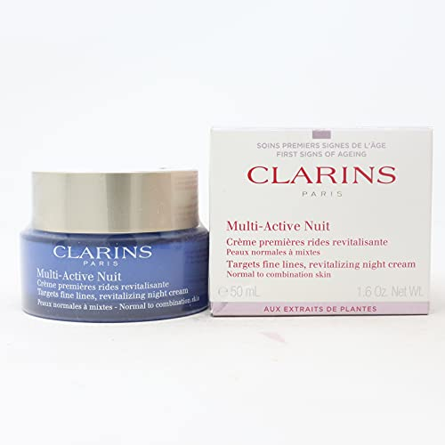 Clarins Multi-Active Night Cream for Normal to Dry...