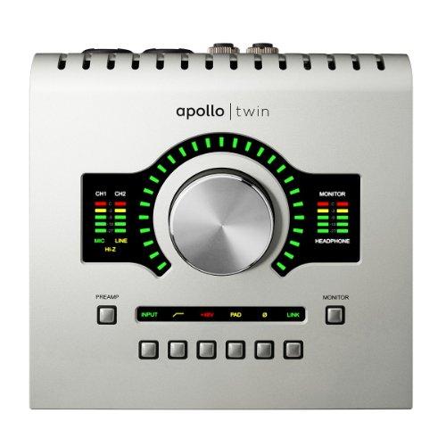 Universal Audio Apollo Twin USB  グレー【国内正規品】 2020年に買いたいと思っているもの欲しいもの一覧!生活を快適にするため、新しいことに挑戦するためのものばかり!