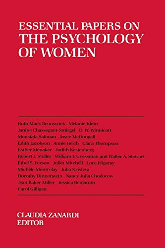 Essential Papers on the Psychology of Women (Essential...