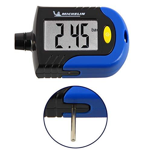 MICHELIN 009526 Manomètre Digital/Contrôleur de Pression avec Mesure de l'usure des Pneus