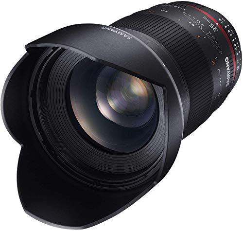 SAMYANG 単焦点標準レンズ 35mm F1.4 ニコン AE用 フルサイズ対応