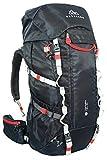 NORDKAMM Trekking-Rucksack, Backpacker Rucksack, 50l -...