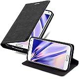 Cadorabo Coque pour Samsung Galaxy S5 Mini / S5 Mini DUOS en Noir Nuit -...
