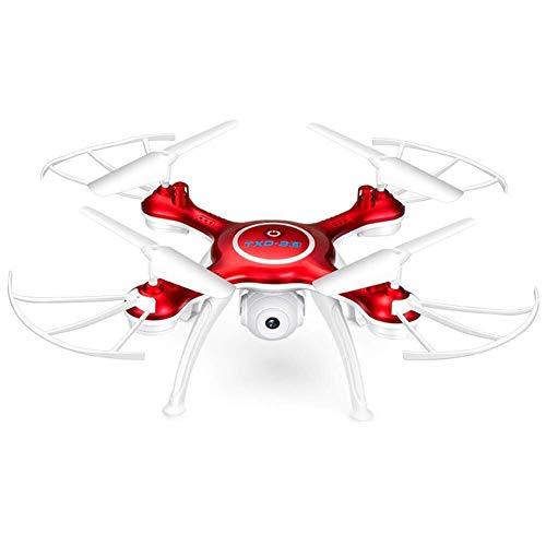 LMOOFG Drone con la Macchina Fotografica per Adulti, Drone Drone Mini RC Giocattoli With130m...
