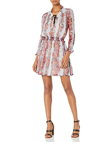 41fylQ4DyFL Western paisley print Woven dress