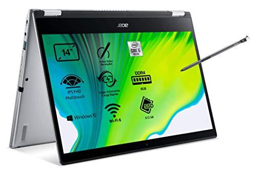 Acer Spin 3 SP314-51-52ZL - Ordenador portátil de 14' Full HD (Intel Core...