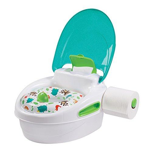 Summer Infant Step by Step potje | Kan in 3 fasen gebruikt worden | Voor kinderen vanaf 18 maanden tot 5 jaar