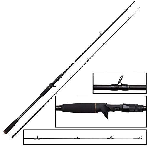 Savage Gear SG2 Power Game Trigger - Canna da pesca per luccio, 221 cm, 50-100 g