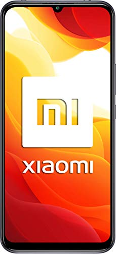 Xiaomi Mi 10 Lite 5G Smartphone 6GB 128GB 6.57'' AMOLED 48MP Quad-Kamera 4160mAh (Typical) NFC Schwarz [Globale Version], 6940000000000