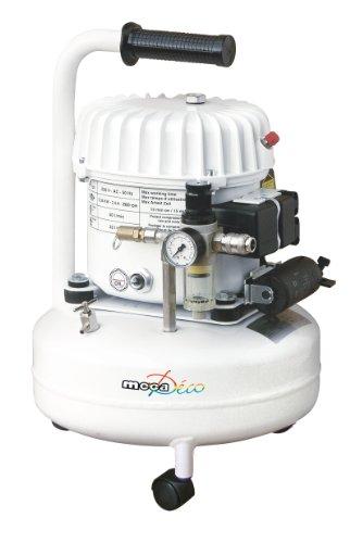 Mecadeco 425516 Compresseur silencieux 9 L