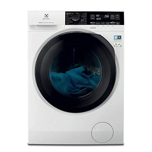 Lave linge sechant Hublot Electrolux EW8W2123RA - Lave linge Frontal séchant - Pose libre - capacité : 10 Kg - Vitesse d'essorage maxi 1600 tr/min - Classe A